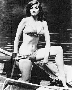 Boating B&W Bikini
