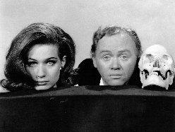 Charlie Drake Skull