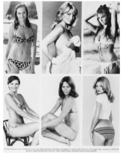 6 Bond Girls
